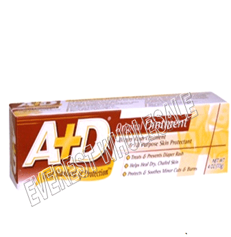 A + D Original Ointment All Purpose Skin Protectant 1.5 oz * 6 pcs