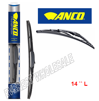 "ANCO Windshield Wiper Blade 14"" L * 10 pcs / Box"