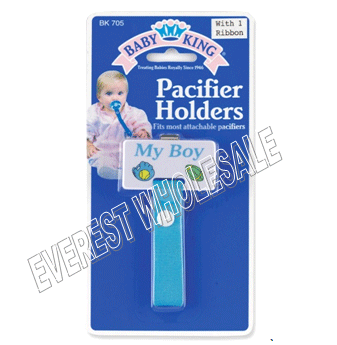 Baby Pacifier Holder * 6 Pcs