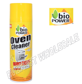 Bio Power Oven Cleaner 13 oz * Heavy Duty * 12 pcs