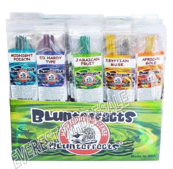 Blunteffects Incense Stick * Assorted Fragrances * 72 ct display