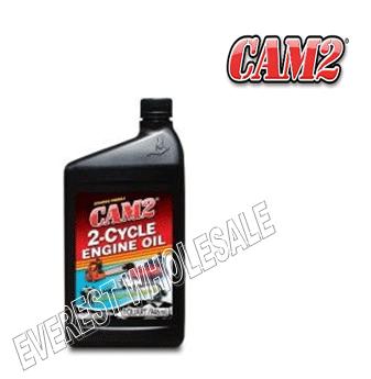 Cam2 2 Cycle Engine Oil 8 fl oz * 24 pcs