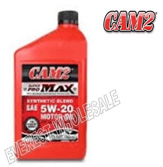 Cam2 Motor Oil 1 Qt * 5W-20 * 12 pcs
