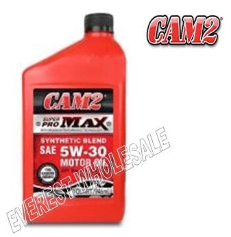 Cam2 Motor Oil 1 Qt * 5W-30 * 12 pcs