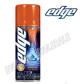 Edge Shaving Gel 7 oz * Sensitive * 6 pcs