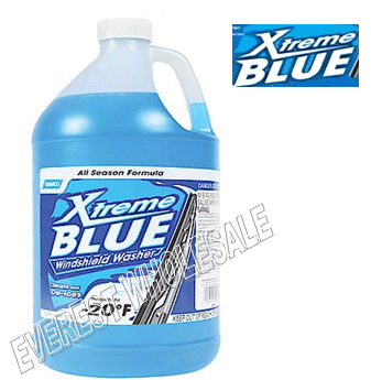 Xtreme Splash Windshield Washer Fluid -20 F ( Winter ) 1 Gal * 6 pcs