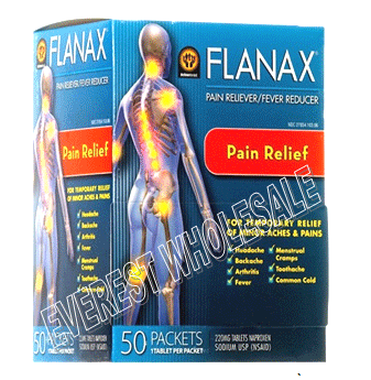 Flanax Pain Relief * 50x1 ct