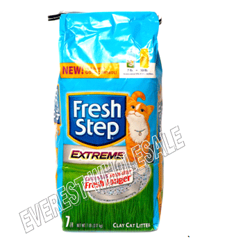 Fresh Step Cat Litters 7 lbs * 6 pcs