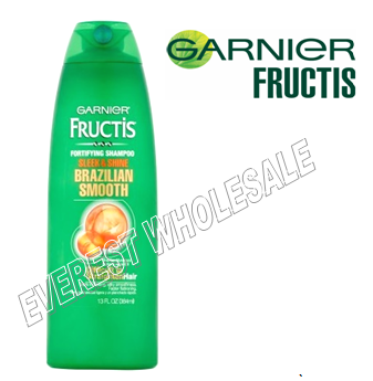 Garnier Shampoo 13 fl oz * Brazilian Smooth * 6 pcs