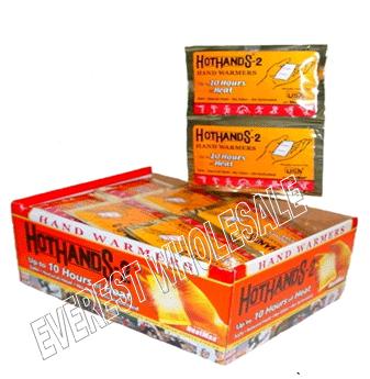 Hand Warmers Hot Hands * 40 pks