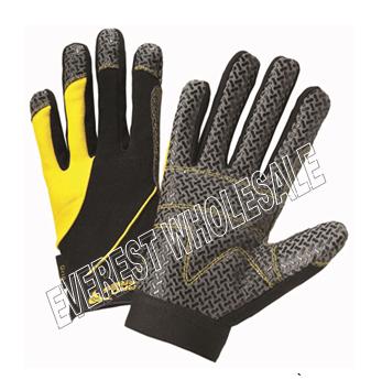 Heavy Duty Construction Glove with Belt * 3 pcs