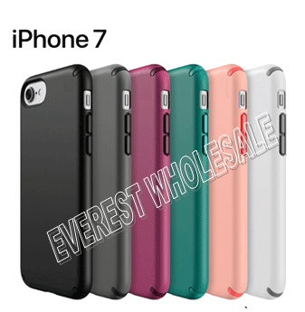 Hard Phone Covers for Iphone 7 * Assorted Colors * 12 pcs