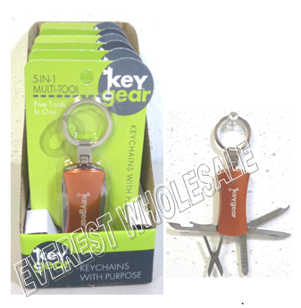 Key Gear Multipurpose Key Chain * 6 pcs `