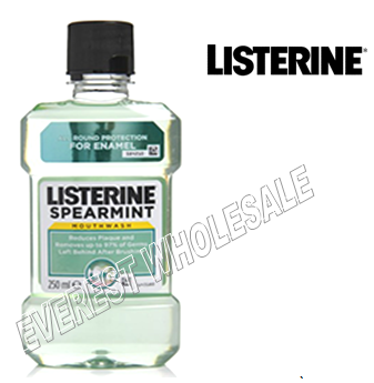 Listerine Mouth Wash 250 ml * Spearmint * 6 pcs