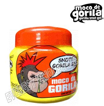 Gorila Hair Gel 9.5 oz * Punk * 12 pcs