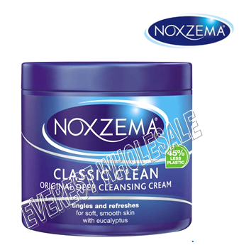 Noxzema Classic Deep Cleansing Cream 12 oz * 6 pcs
