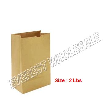 Kraft Paper Bag * # 2 * 500 ct pack