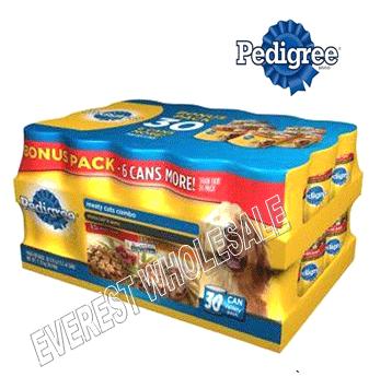 Pedigree Can Dog Food 13.2 oz * 24 pcs