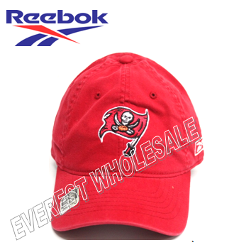 Reebok Tampa Bay NFL Buccaners Red Hat Cap * 3 pcs