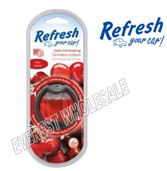 Refresh Oil Diffuser * Very Cherry * 0.33 fl oz / 4 pcs
