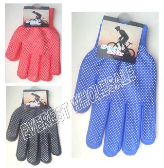 Sport Biking Glove * Assorted Colors * 12 pcs