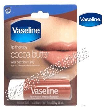 Vaseline Lip Therapy * Cocoa Butter * 12 pcs