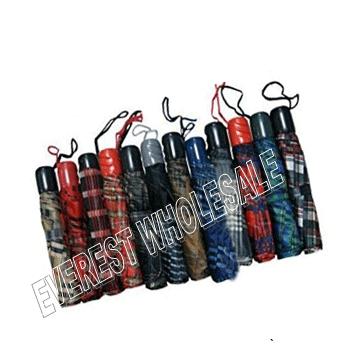 Umbrella for Women * Assorted Colors * 12 pcs