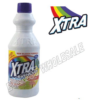 Xtra Bleach 24 fl oz * Calypso Fresh * 12 pcs