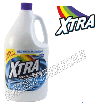 Xtra Bleach 84 fl oz * Original * 6 pcs