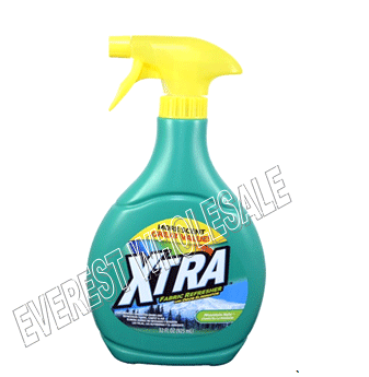 Xtra Fabric Refreshener 16 fl. oz. * Mountain Rain * 12 pcs