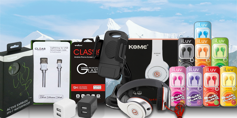 ELECTRONICS & CELLULAR ACCESSORIES
