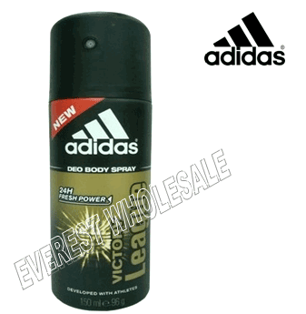 Adidas Body Spray For Men * Victory League * 150 ml / 6 pcs