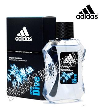 Adidas Cologne 100 ml * Ice Dive * 3 pcs