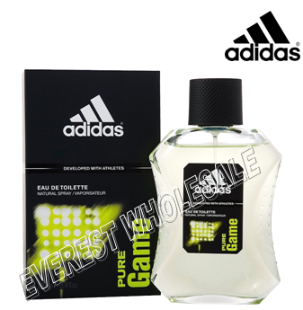 Adidas Cologne 100 ml * Pure Game * 3 pcs