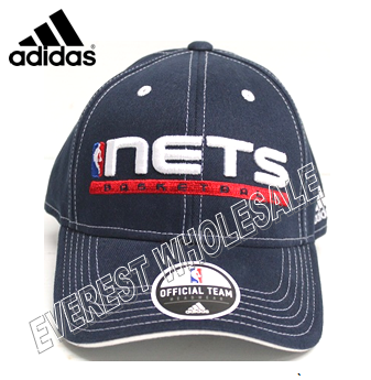 ADIDAS NBA NEW JERSEY NETS Cap Hats * 3 pcs