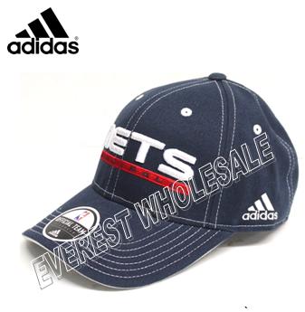 ADIDAS NBA NEW JERSEY NETS Cap Hats * 3 pcs