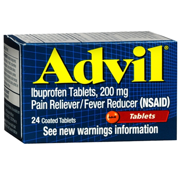 Advil Tablets 24 ct / Box * 6 Boxes
