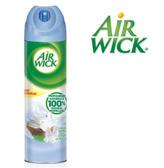Air Wick Air Freshener * Cool Linen 8 oz * 12 pcs