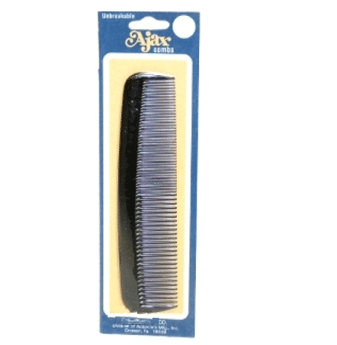 Ajax Comb For Men Blister Pack * 12 pcs