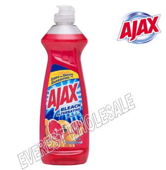 Ajax Dishwash 12.6 fl oz * Red Grapefruit * 20 pcs / Case