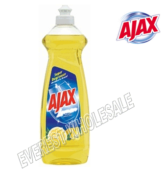 Ajax Dishwash 12.6 fl oz * Lemon * 20 pcs / Case
