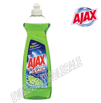 Ajax Dishwash 12.6 fl oz * Lime * 20 pcs / Case