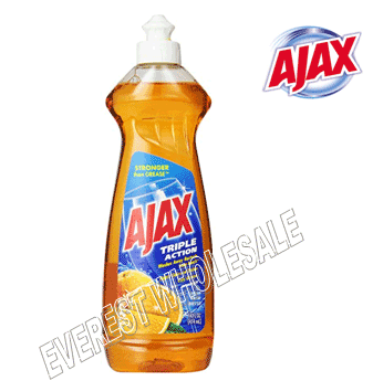 Ajax Dishwash 12.6 fl oz * Orange * 20 pcs / Case