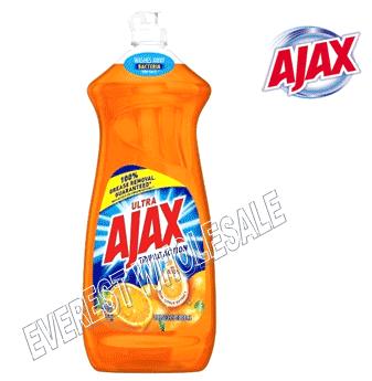 Ajax Dishwash 28 fl oz * Orange * 9 pcs / Case