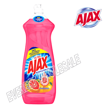 Ajax Dishwash 28 fl oz * Red Grapefruit * 9 pcs / Case