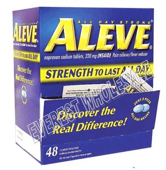 Aleve 48 ct Box