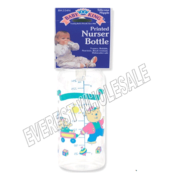 BK Baby Bottle 9 fl oz * Bear * 6 pcs