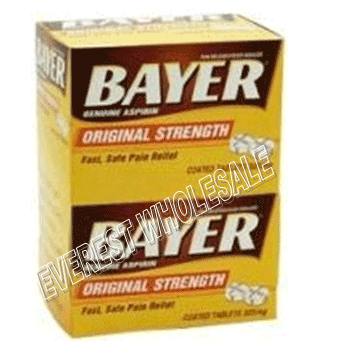 Bayer Tablets 50 x 2`s