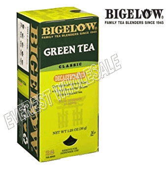Bigelow Tea * Green Tea * 28 Packs - Box
