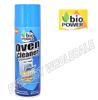 Bio Power Oven Cleaner 13 oz * Fume Free * 12 pcs